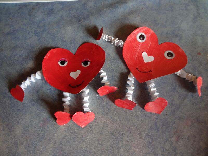 Nos coeurs - Fabriquer un cadeau de saint valentin ...