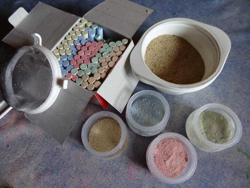 mon sable color - Sable Colore