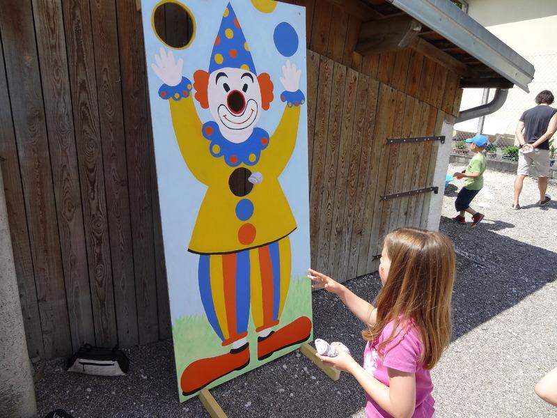 La kermesse de l 39 cole - Jeux de clown tueur gratuit ...