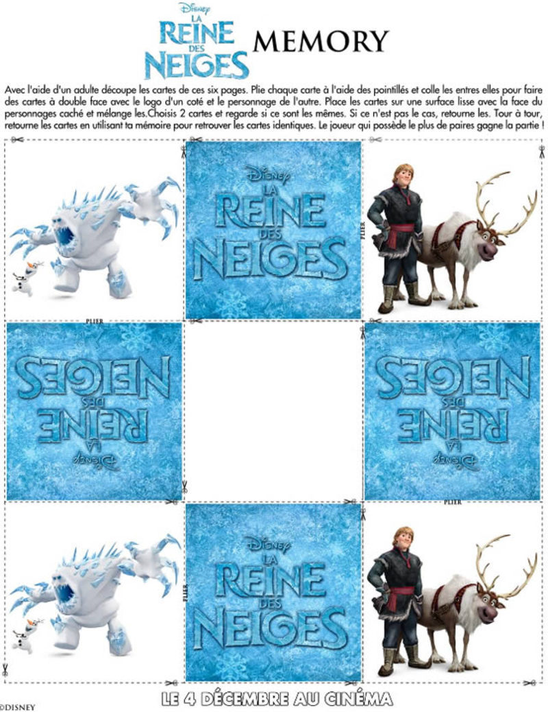 Jeu sur la reine des neiges - Telechargement de la reine des neiges ...