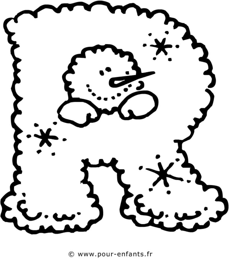 Vive l 39 hivers - Alphabet noel ...